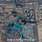 Cum se vedea lumea de pe cea mai înaltă clădire de pe planetă