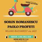 Jazz de Mansarde 7: Milano – Bucharest via JAZZ