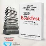 Bookfest 2013: un maraton cultural de anvergură