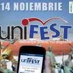 Începe festivalul UNIFEST!
