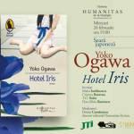 Seara japoneza dedicata scriitoarei Yoko Ogawa
