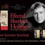 Efectul Sherlock Holmes. Trei intrigi cinematografice