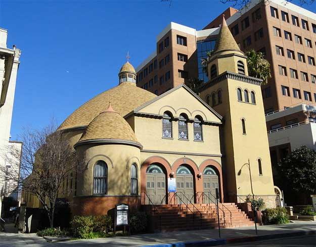 Biserică unitariană din San Jose, SUA
