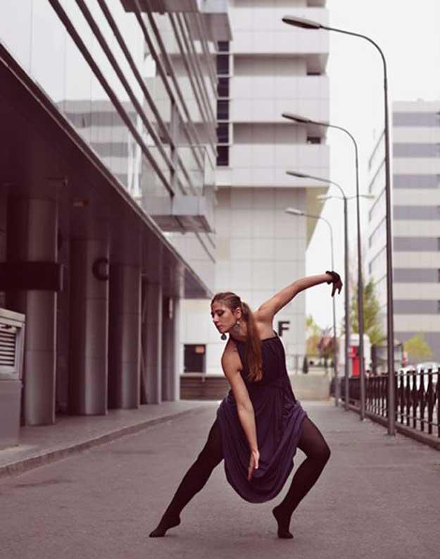 Dancing Bucharest - Tatiana Volontir