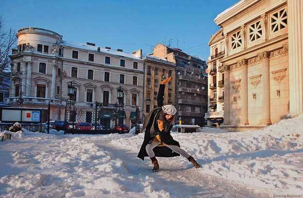 Dancing Bucharest - Irina Alexa Banea