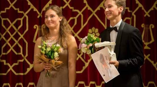 Daria Parkhomenko a obținut premiul I la Concursul Enescu 2018 – Secțiunea Pian