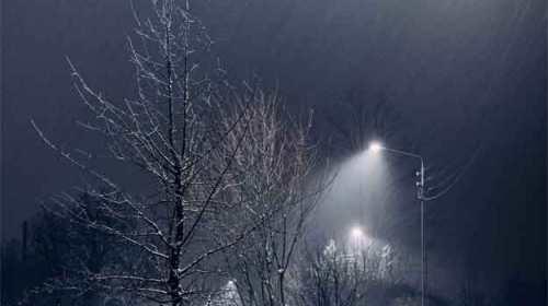 O altfel de ninsoare