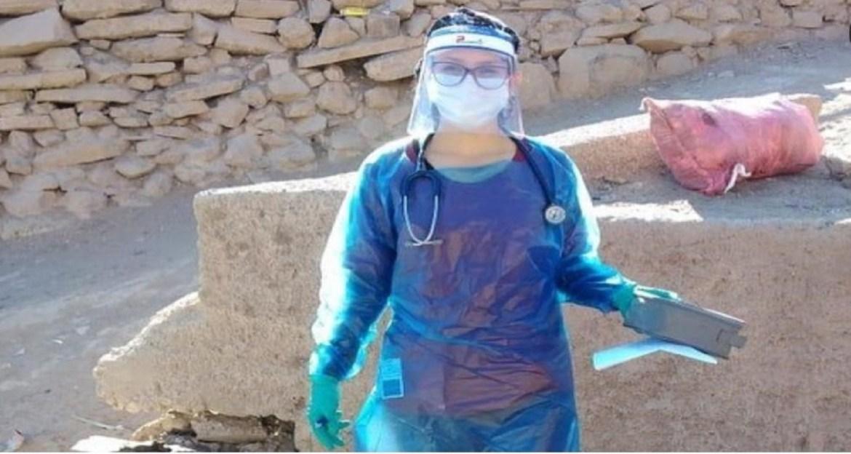 Médicos de la UNERG en Chile