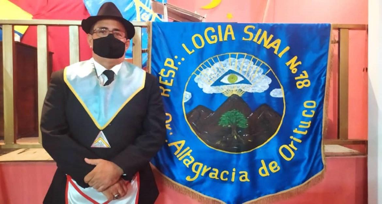 Nueva directiva de la logia Sinaí Nro. 78