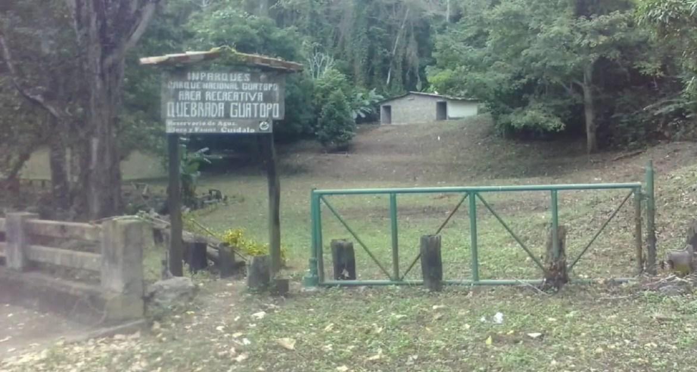 Recuperan áreas recreativas del parque nacional Guatopo