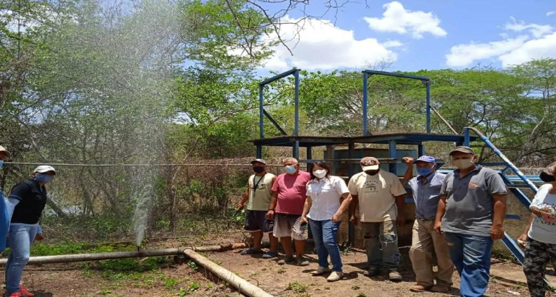 Comunidad de Arenita reactivó el acueducto rural
