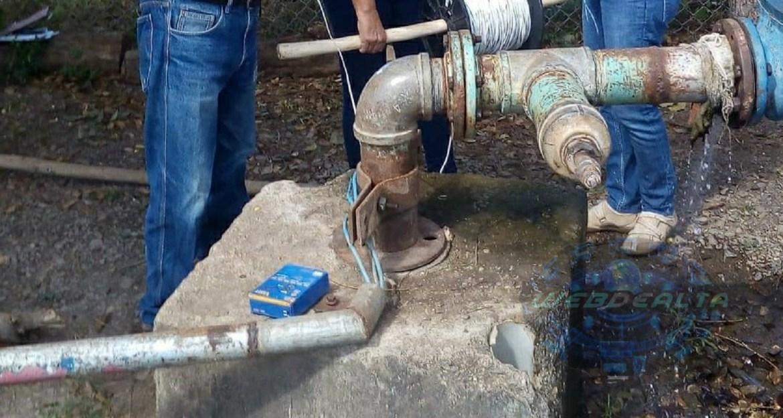 Otra vez se quemó el motor del acueducto de Lezama