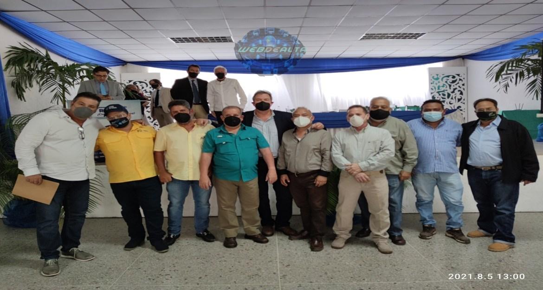 Gremios de Altagracia presentes en Encuentro Empresarial y Productivo