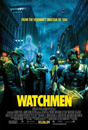 Watchmen sorvete