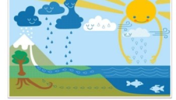 Ciclo Del Agua Para Ninos Web Del Maestro