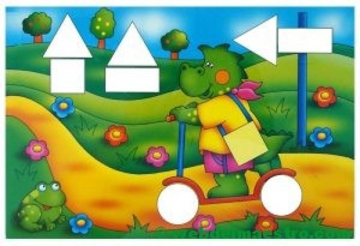 actividades con figuras geometricas en color-2