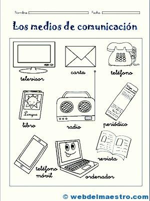Medios de comunicación para niños