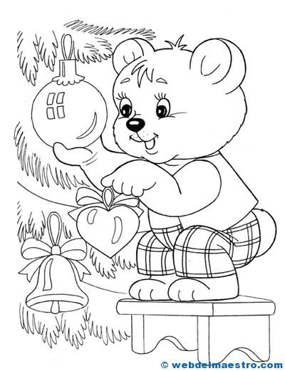 Dibujos de Navidad-10