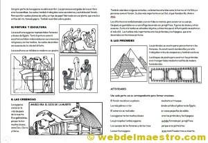 Antiguo Egipto para niños-2
