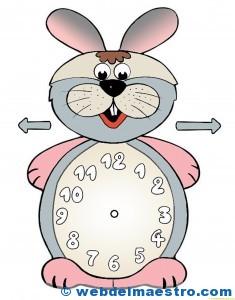 relojes para aprender la hora-7-color-