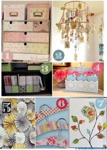 papel scrapbook-ideas