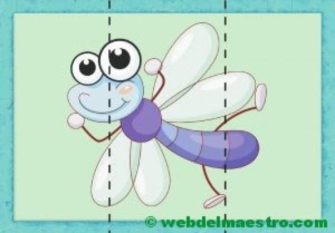 puzzle de libélula