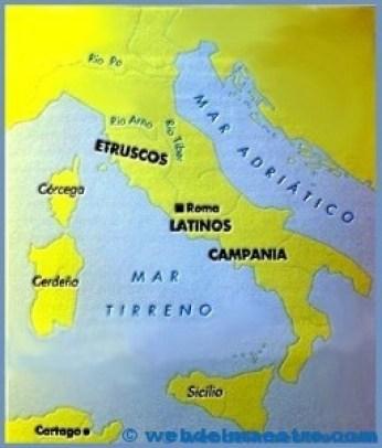 Los inicios de Roma