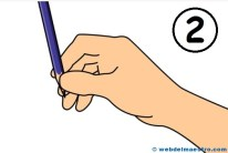 Agarre del lápiz-2