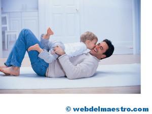 jugar con tu hijo