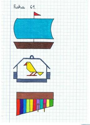 Dibujos en cuadrícula-1