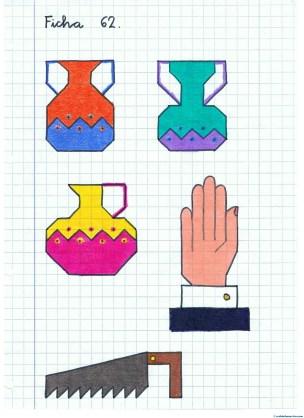Dibujos en cuadrícula-2