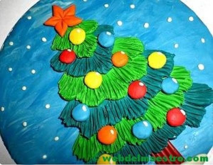 manualidades-navidad-terminacion-del-trabajo