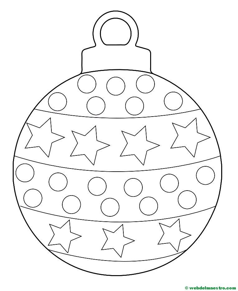 Bola de navidad-3 - Web del maestro