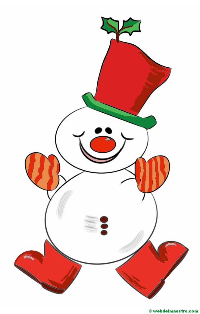 Increíble Muñeco De Nieve Abominable Para Colorear Colección ...