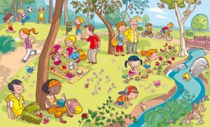 Imagen 13-El parque- La naturaleza