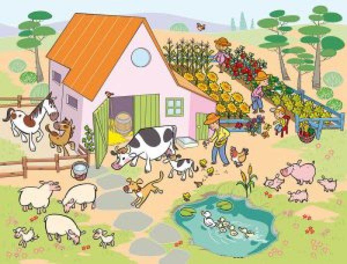Imagen 16-Los animales de la granja