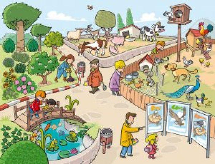 Imagen 17-Visita a una granja escuela