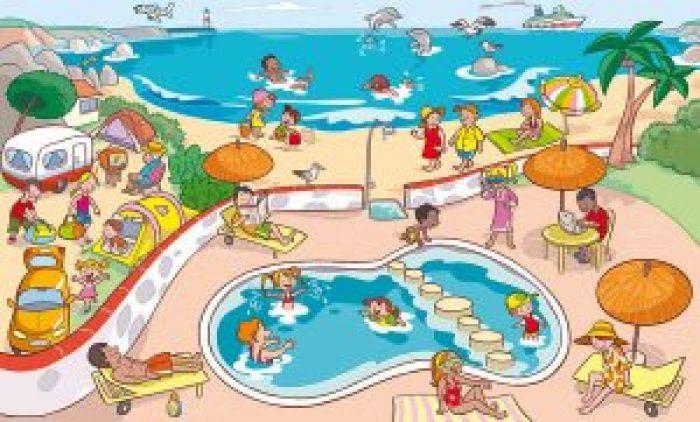 Imagen 18-El verano-Las vacaciones