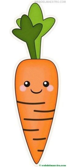 Dibujos De Frutas Y Verduras Web Del Maestro