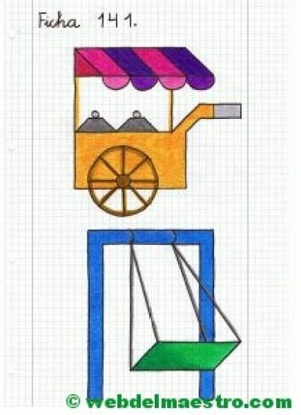 Dibujos en cuadrícula-Juegos-3