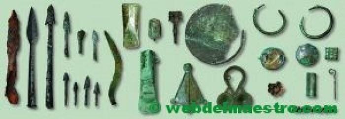 Piezas de hierro