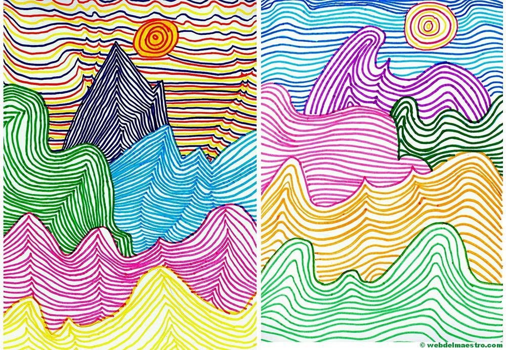 Dibujos En 3d Para Niños - Web Del