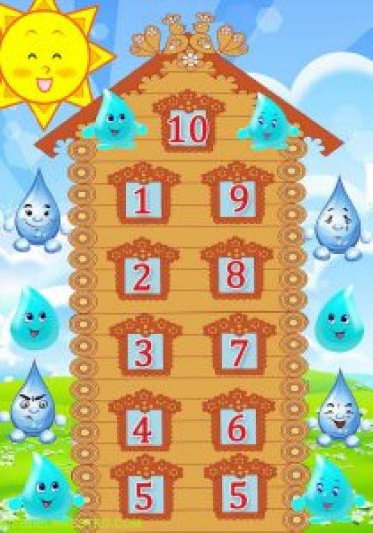 Composición de números-10-