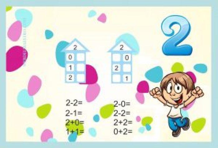 Descomponer números-Actividades color-2