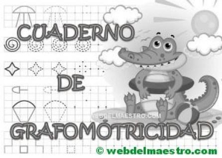 Cuaderno de grafomotricidad-Portada