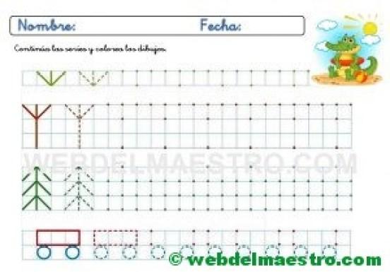 Ejercicios de grafomotricidad para imprimir-14