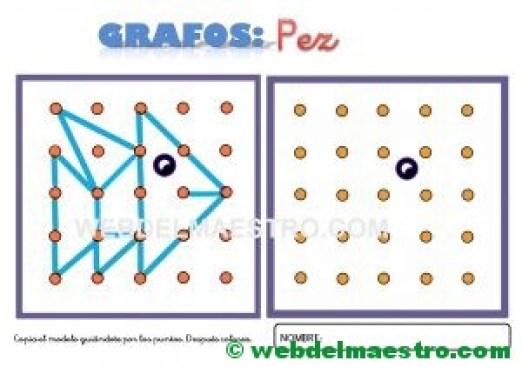 Grafos-Unir puntos-Pez-2