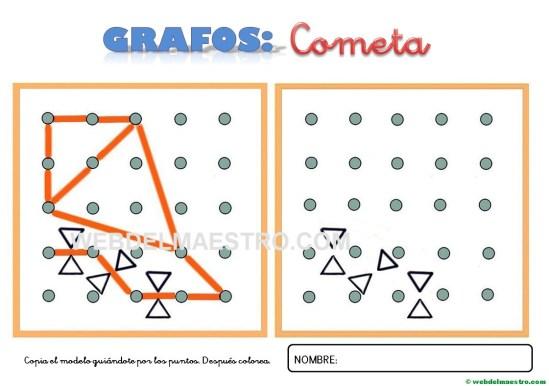 Grafos-cometa