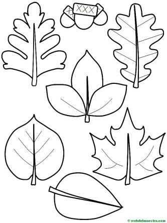 Originales manualidades de otoño - Web del maestro