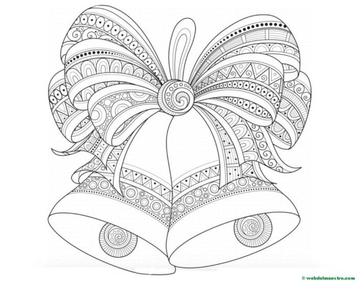 Dibujos navide os para colorear web del maestro - Dibujos navidenos originales ...